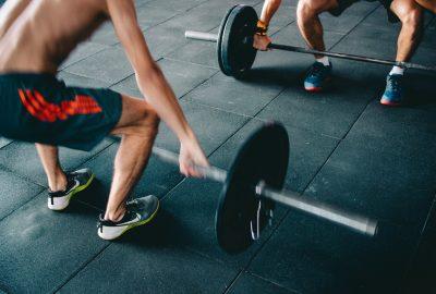 Gewichtheben für Gewichtsverlust